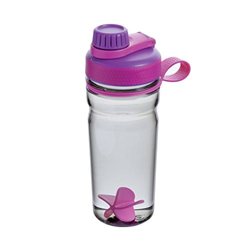 Rubbermaid 1W29 Shaker-Flasche, 567 ml, Crab King 1er-Pack 20-Ounces violett
