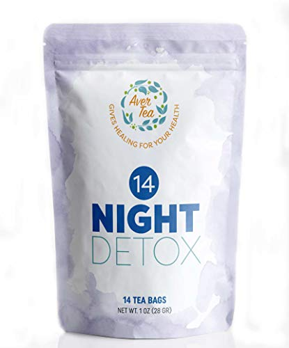 14 Night Detox Cleanse Weight Loss Tea - slim tea for weight loss and belly fat with All Natural Organic Herbal Ingredients that help Reduce Bloating, Boost Metabolism and Release Toxins, slimming tea
