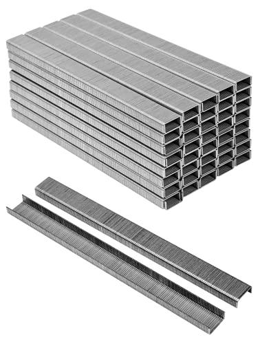 Grapas para grapadora neumática VOREL [12000 uds] 6x12,7 mm / 0,95 mm...