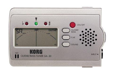 KORG GA-30 Gitarren-/Bass Stimmgerät