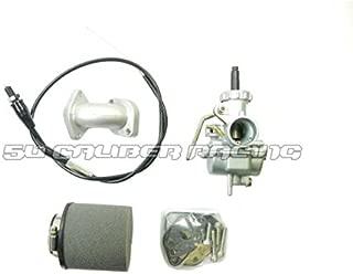 20mm Carburetor and Intake Kit - Fits Honda 50/70 XR50, CRF50, XR70, CRF70, CT70, SL70, XL70, ATV70, TRX70 Models [4448-A13]