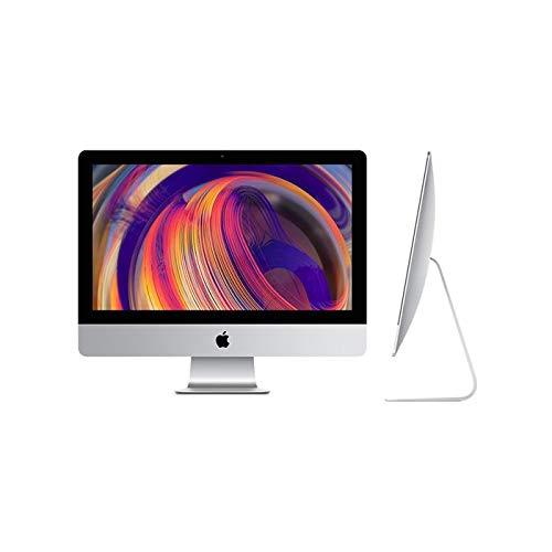 Apple iMac / 21 pollici/Intel Core i5 (4 Core) 2.8 GHz (turbo Boost 3.3 ghz) /RAM 16 GB/FUSHION DRIVE 1TB /MK442LL/A Tastiera e Mouse originali APPLE (Ricondizionato)