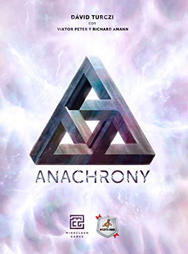 Maldito Games ANACHRONY (Castellano)