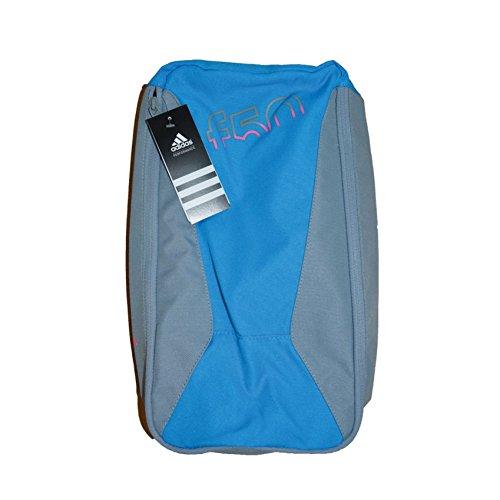 adidas F50 Shoebag G91484 Tote da Palestra 37 Centimeters 10 Blu (Blue)