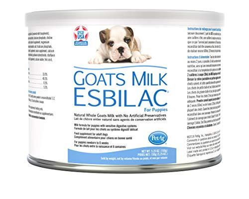 Pet Ag Esbilac Lait de chèvre en Poudre 150 grammes