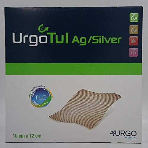 URGOTUL AG/Silver Pflaster, 10 x 12 cm