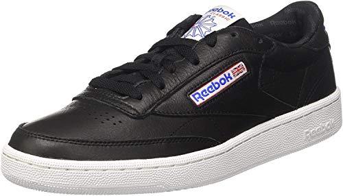 Reebok Club C 85 So, Zapatillas de Deporte para Hombre, Negro (Black...
