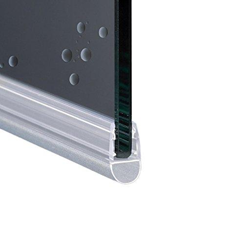 200cm EC-104 Guarnizione Box Doccia per vetri di spessore da 6 e 8 mm