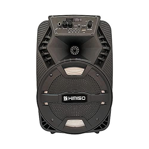 Altavoz Bluetooth Grande de Inalámbrico con Karaoke 8
