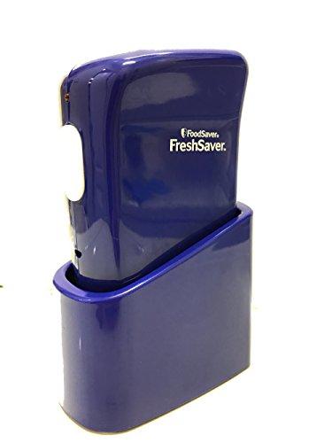 FreshSaver Handheld Vacuum-Sealing System