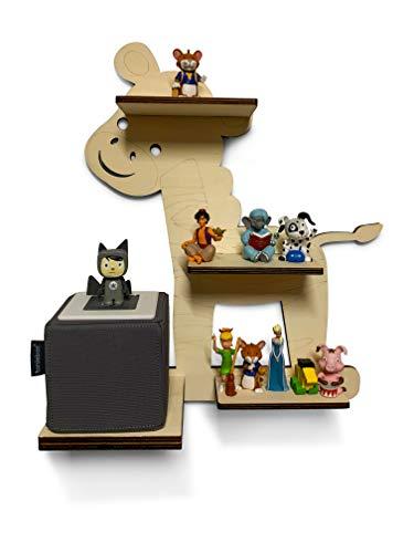 DIY Regal Baby Zebra für die Musikbox passend für Toniebox Kinder Baby Zimmer zum selbst bemalen tolles individuelles Geschenk Geburtstag