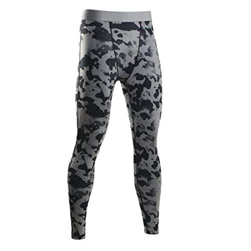 HaiDean broek mannen Nner leggings onder lange onderbroek warme sche moderne nonchalante panty fit herenlegging broek winter