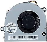 WEIMEI FENG Nuevo ventilador de refrigeración de CPU para Toshiba Satellite Pro L770 L775D L775 L770D L770 C675D C675 C670D C670 Series DC5V 0.34A Número de pieza H000026650 13N0-Y3A0Y01