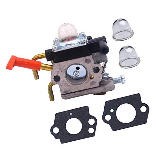 F Fityle Nuevo Carburador Carb Kit para Stihl HS81 HS81R HS81RC HS81T HS86R HS86T C1Q-S225 4237 120 0606 String Trimmer Partes