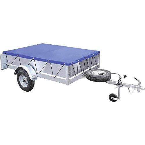 ProPlus Anhänger-Flachplane mit Gummigurt 2075x1140x50mm