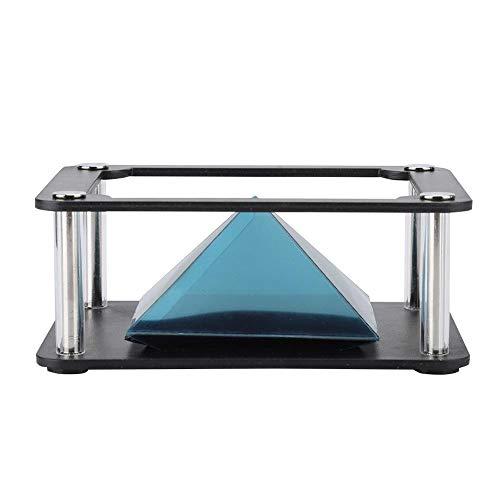 proiettore 3d olografico Piramide per proiettore di ologrammi 3D