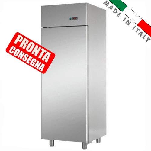 Frigorifero Professionale ventilato Positivo in Acciaio Inox. Capacità 700 lt. Made in Italy.
