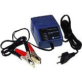 H-Tronic Cargador AL 600 plus para todas las Baterías de Plomo de 2V, 6V y 12V (Ácido, Gel, AGM)