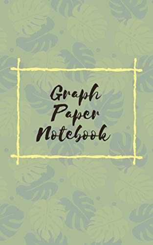 Graph Paper Notebook: Quad Ruled 5x5, (8.5 x 11) (English Edition)