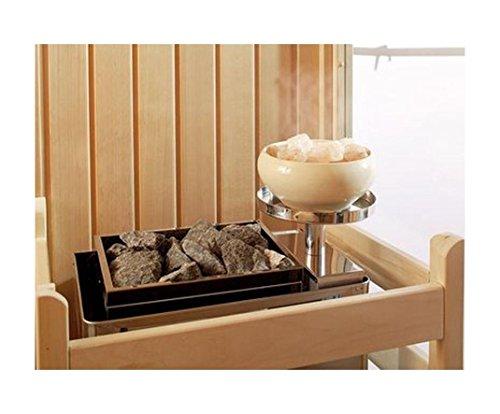 Sole-Therme Pur für Saunaofen EOS BI-O Filius Verdampfer beige