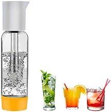 Soda Maker Ménage Autoventilé boissons Distributeur de boissons gazeuses distributeur de boissons Soda lorsque vous voule...