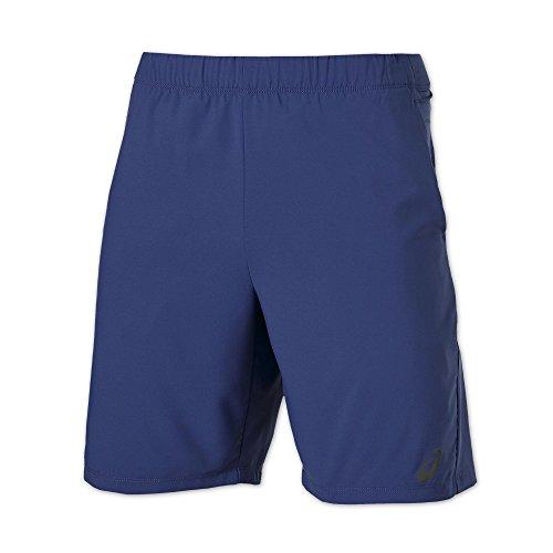 Asics Herren Oberbekleidung fuzeX 9 Zoll Shorts, dunkelblau, L