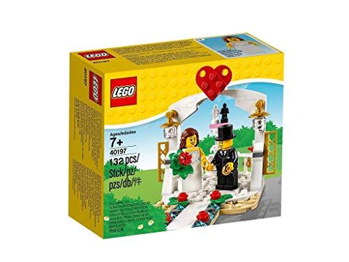 LEGO Minifiguren-Hochzeitsset 40197, 132 Teile, Modell 2018