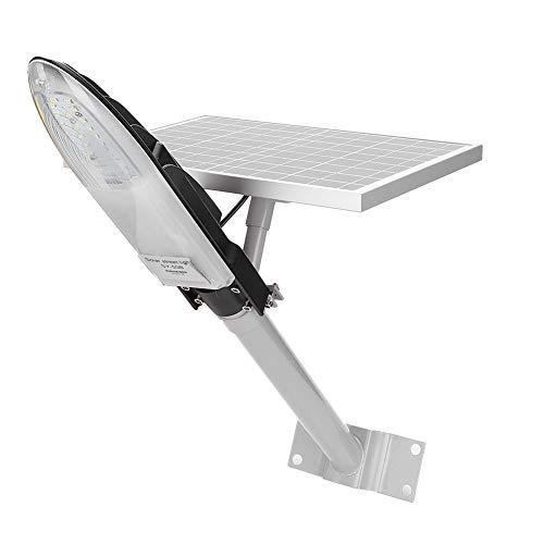 GOTOTP Farola Solar de 30 LED de Seguridad con Sensor de
