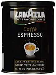 100% Arabica Medium roast Intense flavor