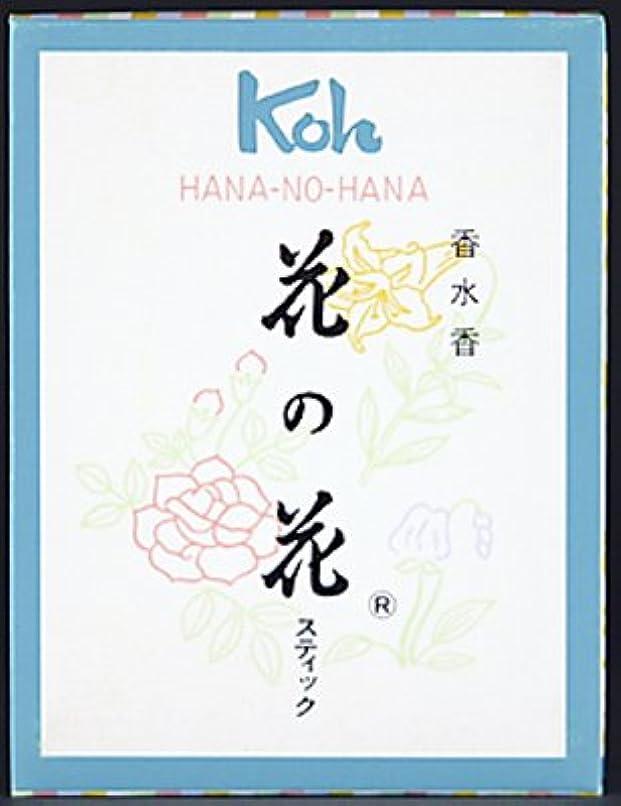 キャッシュダブルハック日本香堂 香水香 花の花 スティック 36本入 香立て付き(線香?お香)×100点セット (4902125301009)