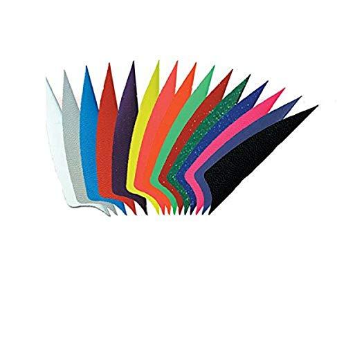 Bohning 2.25-Inch Shield Cut X-Vanes (36-Pack), White