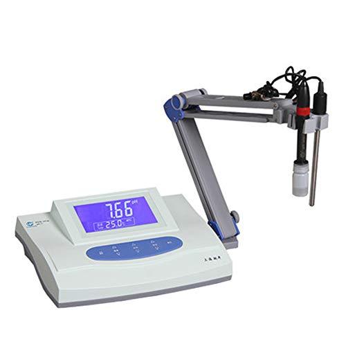 CGOLDENWALL pH-Messgerät Digitaler pH-Messgerät Hochpräziser pH-Messbereich für Trinkwasser, Pool und Aquarium (PHS-3C)
