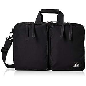 [グレゴリー] ビジネスバッグ 3WAY ビジネスリュック 公式 カバートエクステンデッドミッション 現行モデル BLACK