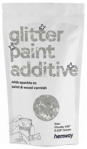 Hemway Glitter verf Additive Chunky 1/40