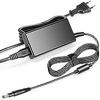 KFD 65W Adaptador Cargador Portátil para HP Pavilion 15-b000es 15-b010es HP Envy 4, Envy 6,14-3100es, Pavilion 14, Chromebook 14 14-b00 14-c00 15 15-b00 15-c00, 14-b013nr, 15-b015dx, HP Envy Spectre Xt Pro 13 14 15 Ultrabook, HP Touchsmart Sleekbook 4 6, HP Pavilion 15-b128es 15-b129es 15-b132es 15-b133es 15-b123es Fuente Alimentación