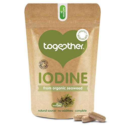 Organic Seaweed Iodine Supplement – Together Health – from Organic...