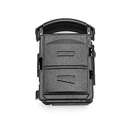 Ersatz Schlüsselgehäuse Mit 2 Tasten Autoschlüssel Schlüssel Fernbedienung Funkschlüssel Gehäuse Ohne Transponder Schlüsselrohling Oder Elektronik Inion Für Opel Ks05no Auto