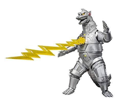 TAMASHII NATIONS Bandai S.H. MonsterArts Mechagodzilla (1974) 'Godzilla vs. Mechagodzilla Action Figure