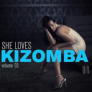 She Loves Kizomba, Vol. 3