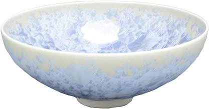 KIYOMIZU Ware Matcha Bowl Flower KESSHO (Wisteria)