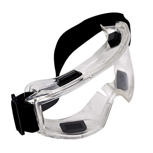 Beschermende glazen tegen spatten, stof-proof windschermen tegen schokken zand, goggles