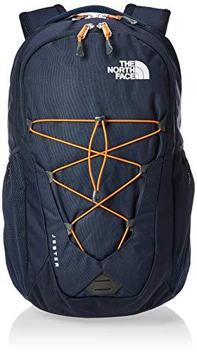 The North Face Jester, Zaino Unisex – Adulto, Blu (Urban Navy/Persian Orange), Taglia Unica