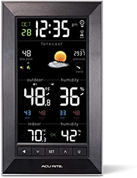 Acurite Indoor/Outdoor Weather Station with 24 Hour Future Forecast