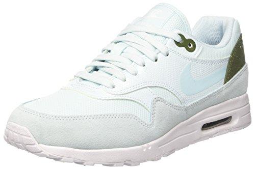 Nike Damen WMNS Air Max 1 Ultra 2.0 Sneakers, Türkis (Glacier Blue/Glacier Blue/Legion Green), 37.5 EU