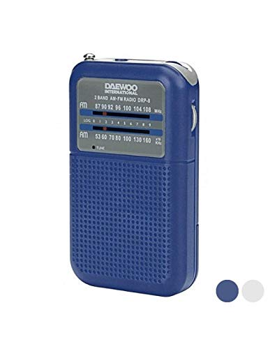 Radio analógica DRP-8G