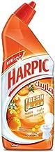 Harpic Fresh Peach and Jasmine Liquid Toilet Cleaner, 500ml