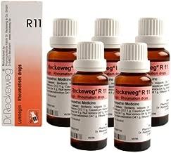 Dr.Reckeweg Germany R11 Rheuma Drops Pack Of 5