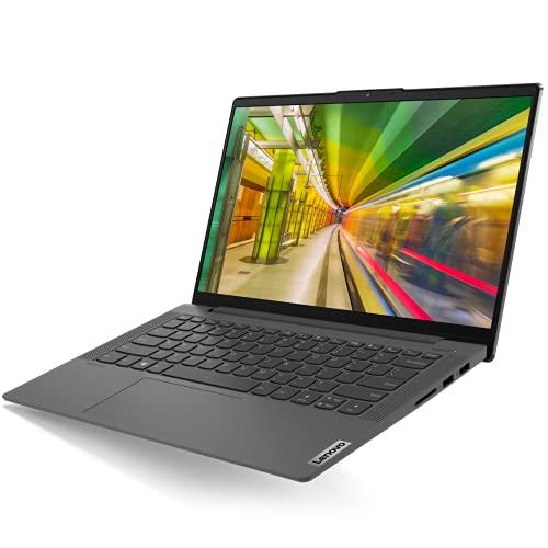 Lenovo IdeaPad 5i Ordinateur Portable Ultraslim 14'' Full HD Gris graphite (Intel Core i5 11e gén, RAM 8Go, SSD 256Go, Intel Iris Xe Graphics, Windows 10) - Clavier AZERTY (français)