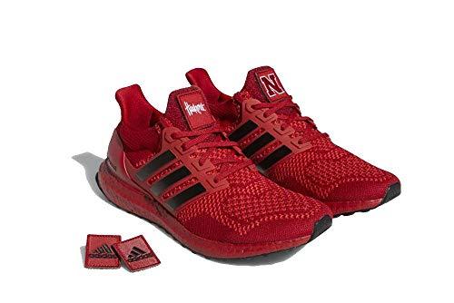 adidas Nebraska Huskers Ultraboost 1.0 DNA Shoes Mens Running Shoes Fy5806 Size 10