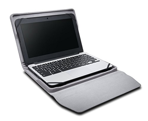 Kensington LS510 11.6' Chromebook, Notebook, 11.6' MacBook Air, and Convertible Notebook & Tablet Case for 11.6' Devices (K64417WW)